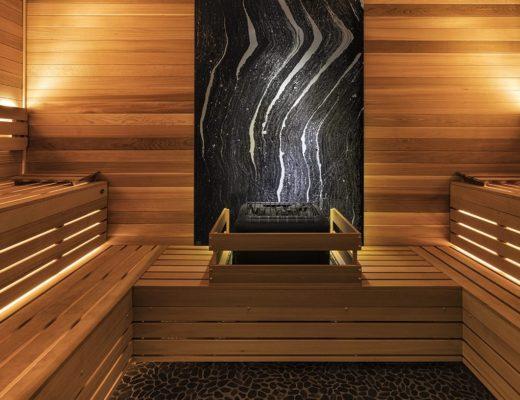 quartz sauna