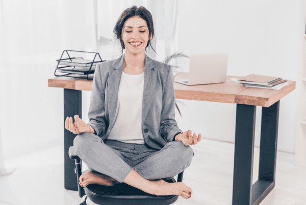 Work from Home Yoga and Stretches